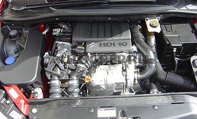 Замена двигателя на ситроен с4 147