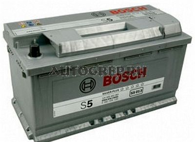 Bosch 6CT-100 S5 Silver Plus